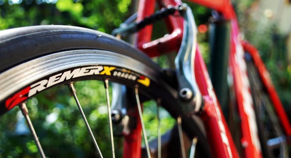 Nowoczesny rower do miasta